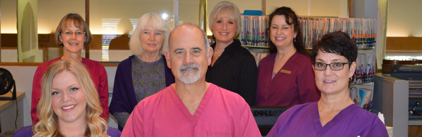 Tracyton Dental Center staff